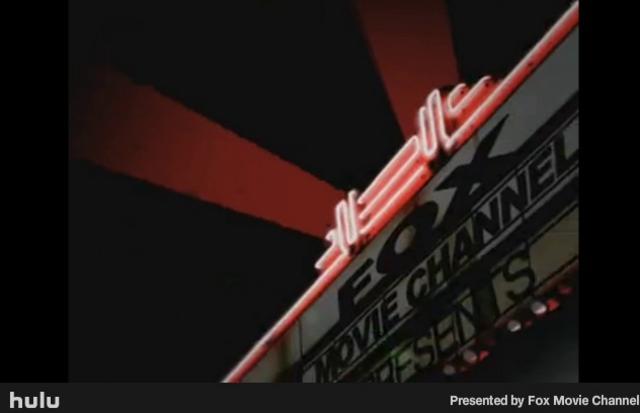 Fox Movie Channel Promo  Programme Transition on Vimeo