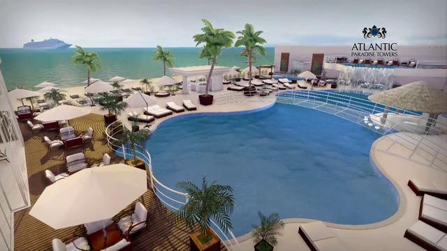 Construtora Pasqualotto - Atlantic Paradise Towers