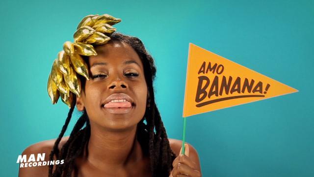 "João Brasil ""L.O.V.E. Banana"" feat. Lovefoxxx from CSS"