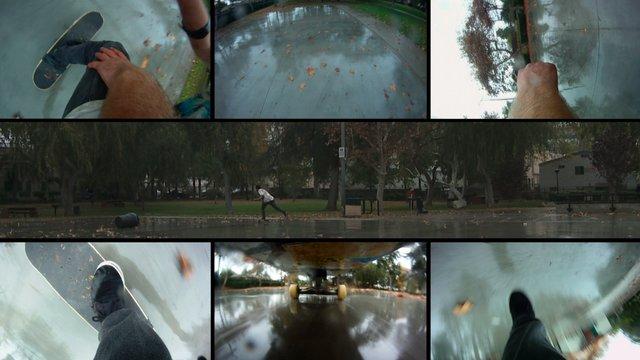 Skate - Buenas imágenes desde todos los ángulos