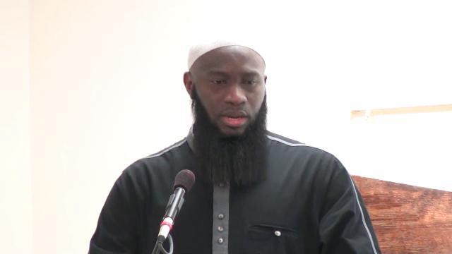 by Imam Muhammad Ndiaye - The Light Of Allah