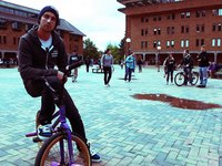 Terry Adams BMX