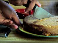Stovetop Cornbread