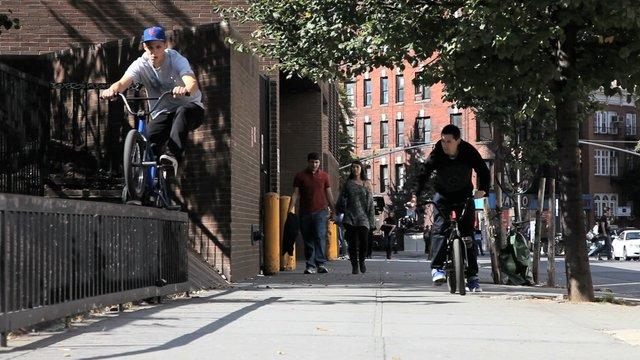 NYC Trip 2009 - featuring  Ben Green, Dan Boiski and Joss Fenn