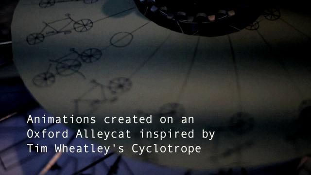 Cyclotrope inspired Alleycat Animations