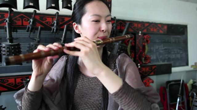 A Guide to Chinese Instruments: Dizi 
