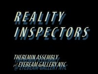 Reality Inspectors  ::  Theremin Assembly at EYEBEAM NYC