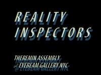 Reality Inspectors  ::  Theremin Assembly at EYEBEAM NYC