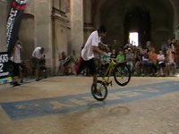 Mike S. at Flatlandchurchfight contest - 2010