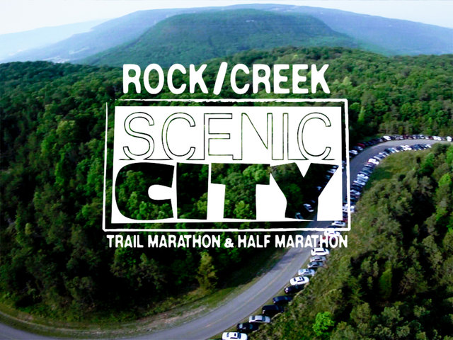 Rock Creek Scenic City Trail Marathon 2011