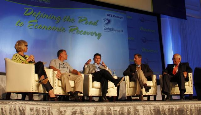 Defining the Road to Economic Recovery - Panel Discussion