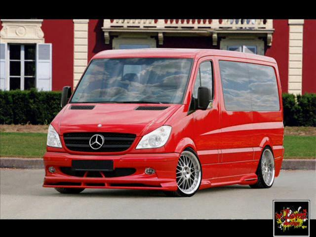 X-TOMI VIRTUAL TUNING 2009 - Mercedes-Benz Sprinter 09 on Vimeo