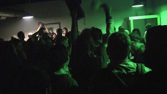 Shellshag + Underground Railroad to Candyland : CHICAGO