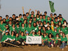 The Million Tree Project III: The Volunteers