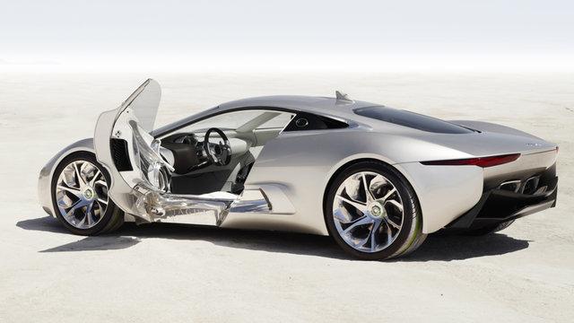 Interview: Ian Callum on the Jaguar C-X75