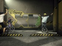 Disney XD BMX ID