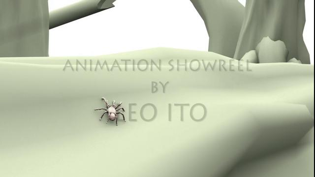 2011 Animation Showreel