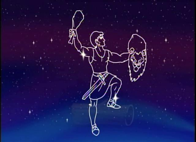 Greek Mythology: Constellation Myths