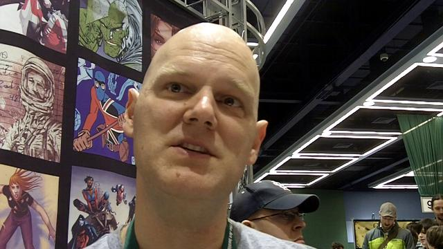 Erik Larsen Talks Conventions