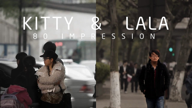 Intel Visual Life -- Kitty & Lala, 80 Impression