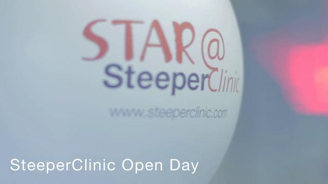 Steeper Clinic Open Day
