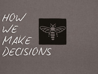 How We Make Decisions