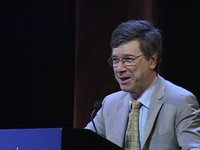 Keynote Addresses by Jeffrey Sachs and Klaus TopferISDRC17