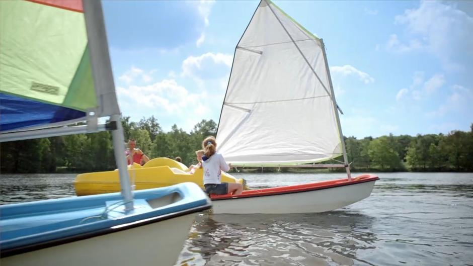 Zeilboot (Roompot Vakanties)