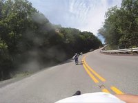 West Virginia Mountain Bombing