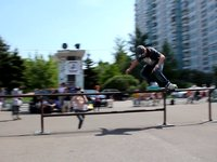 Moscow Season Opening took place on 28th May. Nick Lomax(USD,Undercover) and Alex Burston(Razors) took tie first place, sharing 700$ prize. Appearances from Josh Glowicki & Fritz Peitzner (Razors-TX), Evgeny Leonov(Rollerclub Russia, U...