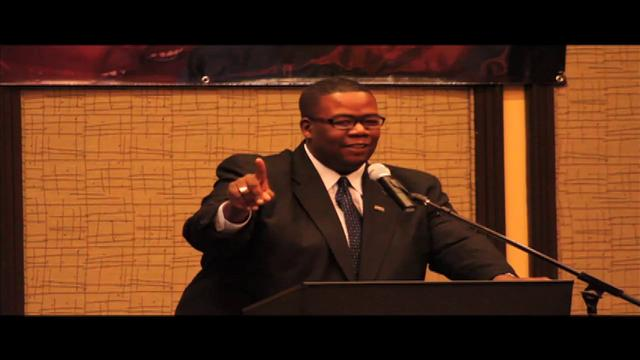 "Antonio Boyd, ""The future of servant leadership"""