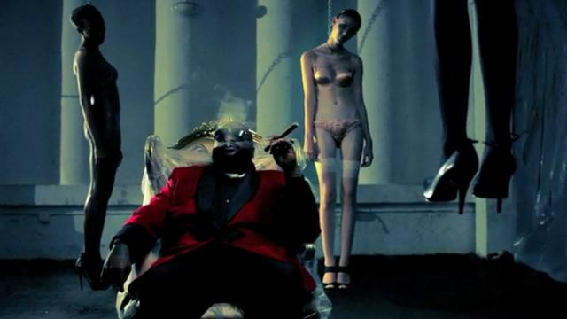Kanye West Ft. Rick Ross, Jay-Z, Nicki Minaj & Bon Iver - Monster