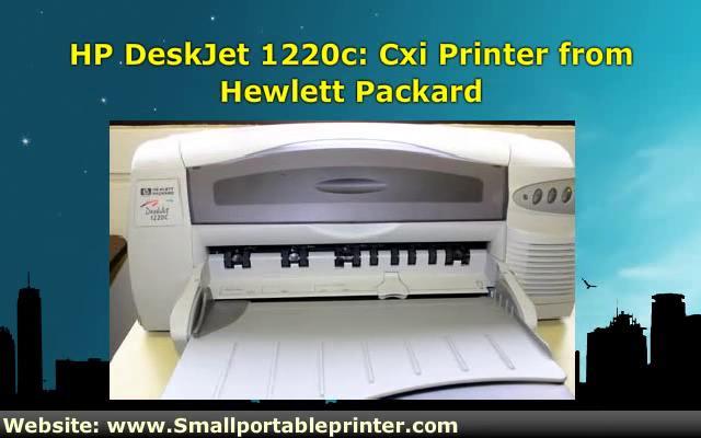 Download) HP DeskJet C Driver - Free Printer Driver Download