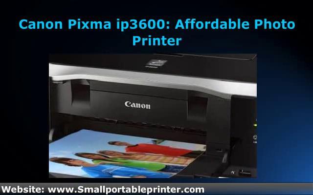 Драйвер для принтера Canon Ip1500