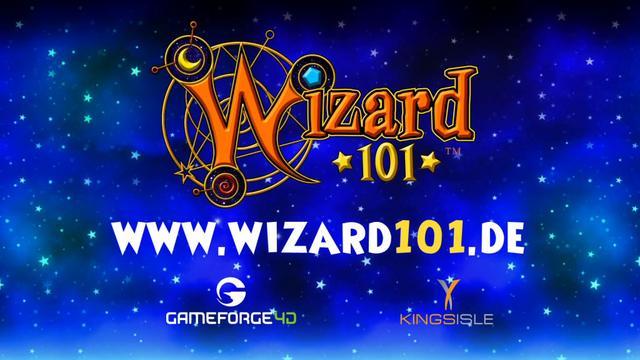 Wizard101 DE Trailer