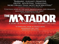 "THEATRICAL TRAILER, ""The Matador"""