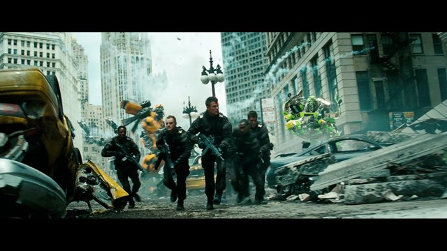 "Transformers 3 ""Cover Up"" HD"