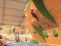Bouldering World Cup Mens Finals � Vail, Colorado � 2011