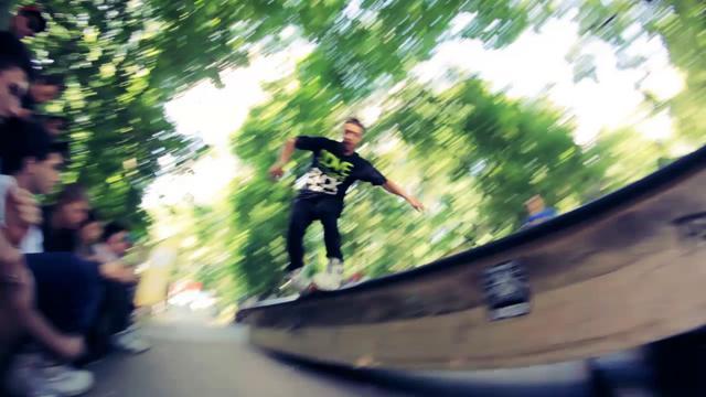 East Side Jam 2011 Lublin by Wiktor Kwapisz