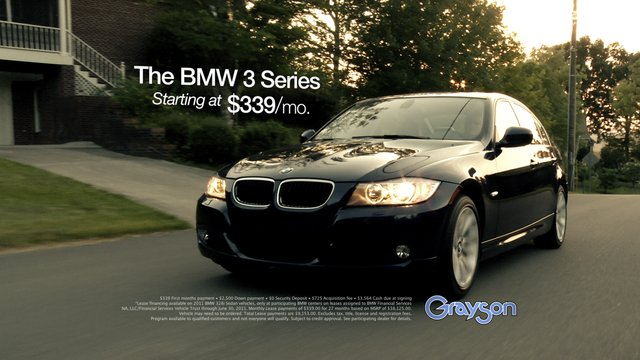 "BMW ""3-Series"" 
