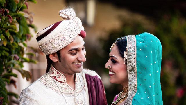Shaadi Vendors Team at Shaily & Vishal Indian Wedding V3