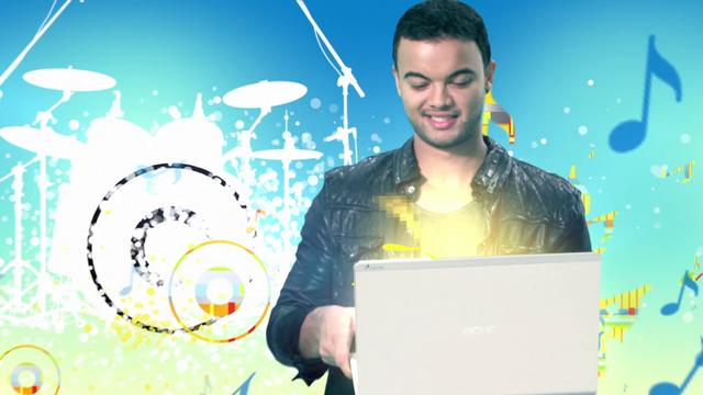 Acer commercial ft Guy Sebastian