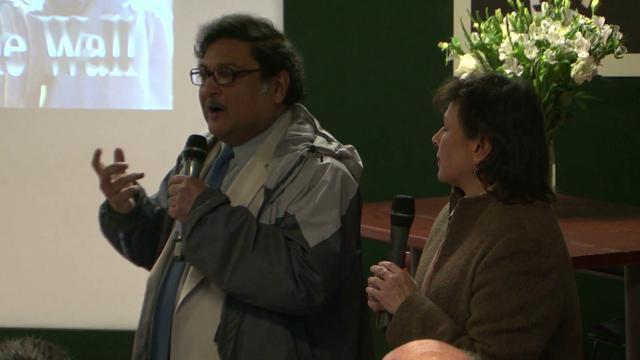 Sugata Mitra en Chile