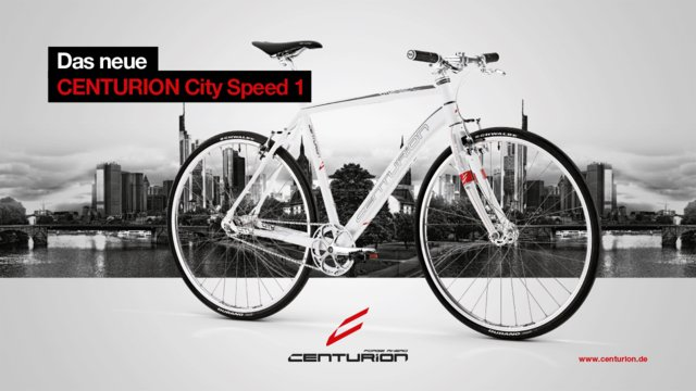 Centurion // City Speed 1
