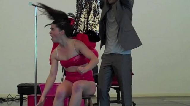 A Quick Change Minute with Rebekah Morin of Jody Oberfelder Dance Projects
