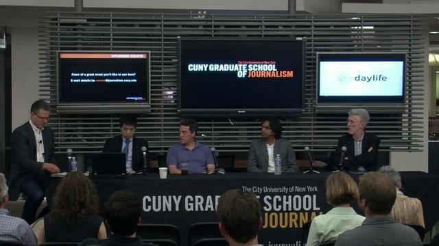 New Medium, New Formats: Towards Better Online Storytelling - Jun. 8, 2011