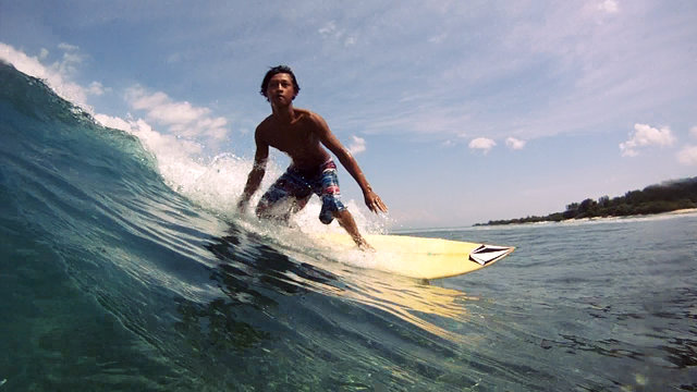 Alone in : Bali & Gili Islands