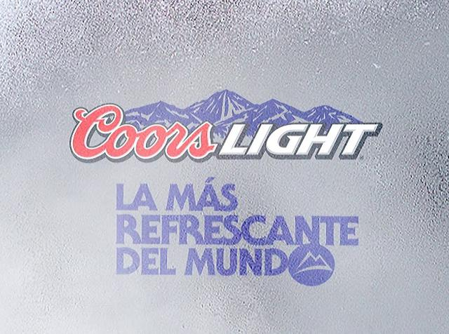"Coors Light ""Super Bowl XLV TV Ad's"""