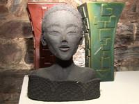 Zeramika erakusketa Igartzan