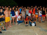 Η Γιορτή αποφοίτησης της Τρίτης Τάξης του 1ου Γυμνασίου (10-6-2011)